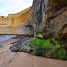 Gibson Steps. Port Campbell National Park, Victoria, Australia. (2) by Ralph de Zilva