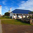 Split Point Lighthouse. Aireys Inlet, Victoria, Australia. - 1891 (2) by Ralph de Zilva