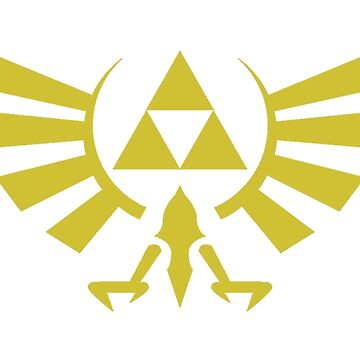 Triforce by princedean