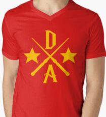 Dumbledore's Army Cross Men's V-Neck T-Shirt