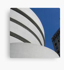 Guggenheim #4 Canvas Print