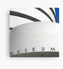 Guggenheim #5 Canvas Print