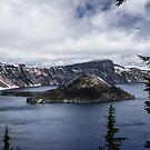 Crater Lake by cymcgraw