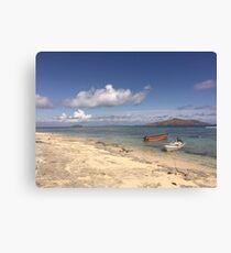 Fijian Paradise  Canvas Print