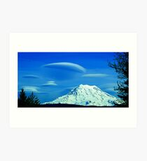 Lenticular Afternoon Art Print
