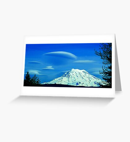 Lenticular Afternoon Greeting Card