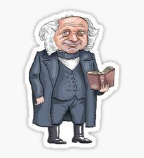 President Martin Van Buren Sticker