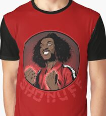 shon'uff shogun of harlem Graphic T-Shirt