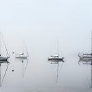 4 Boats by Michael Howard