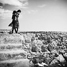 Walking the Walls - Galle Fort by Dilshara Hill