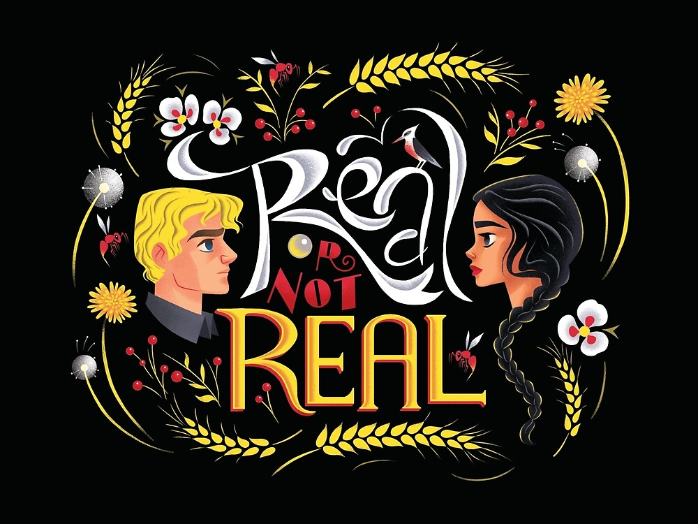 Real Or Not Real by Fabiola Garza