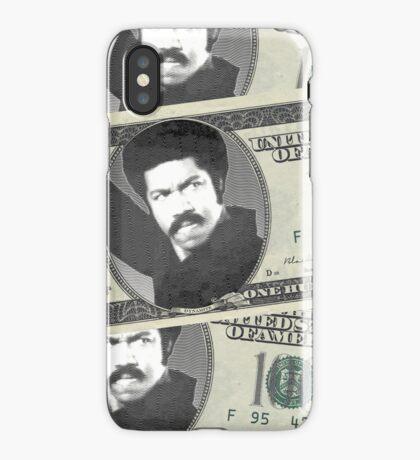 Black Dynamite Bill iPhone Case/Skin