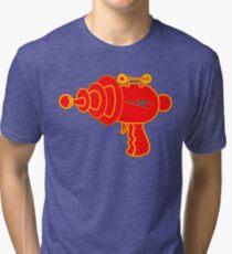 Ray Gun Tri-blend T-Shirt