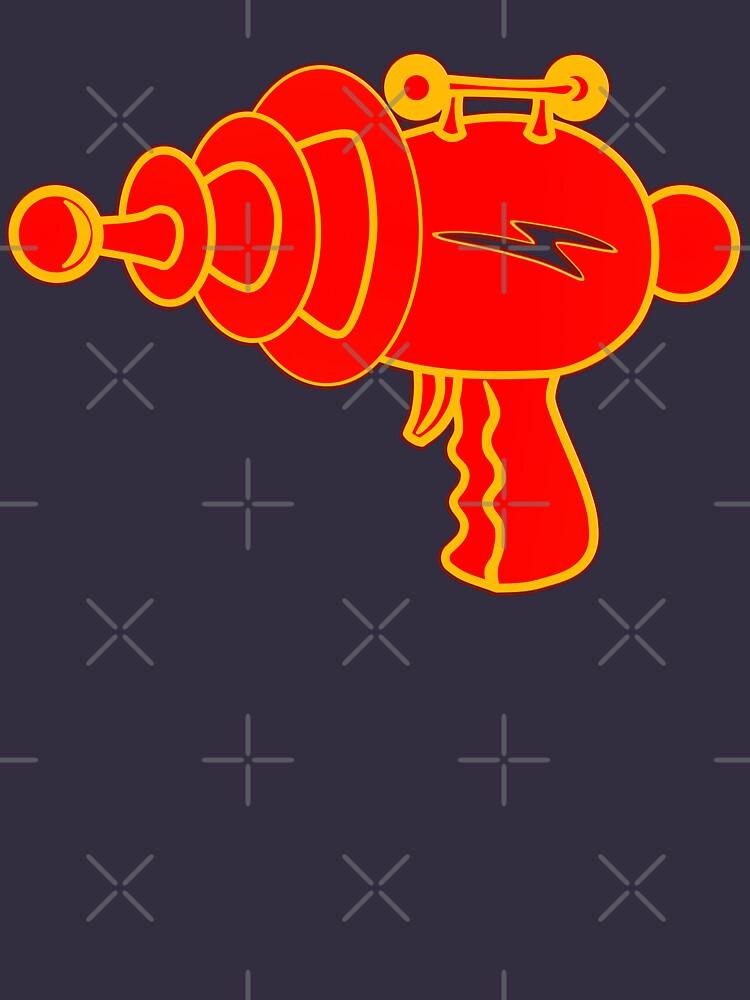 Ray Gun by AdeGee