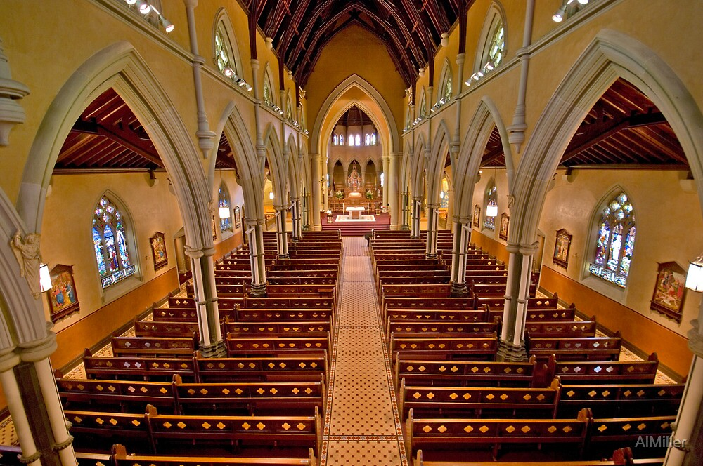 St Mary's Geelong by AlMiller