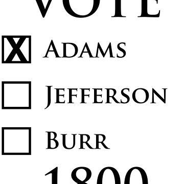 Vote Adams! by danimariex
