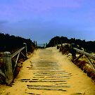 Path to the Great Southern Ocean by cjcphotography