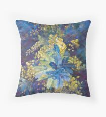 A Burst of Spring  Throw Pillow