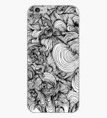 Squiggles on your iPhone - Psychedelic Art iPhone Case