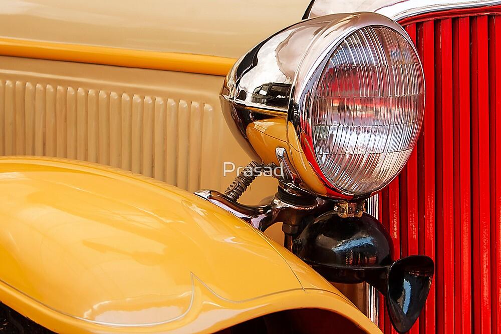 Vintage Car by Prasad