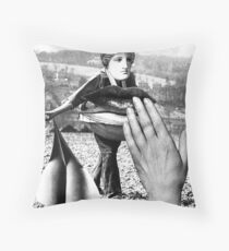 Sowing Seeds. Throw Pillow