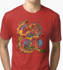 Holiday Imp Tri-blend T-Shirt