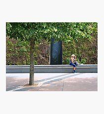 Greenwich Girl Photographic Print