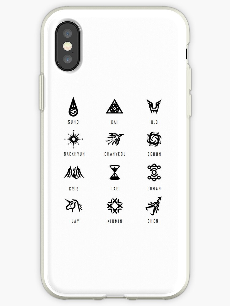 coque exo iphone 6