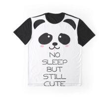 eyebags Panda Graphic T-Shirt