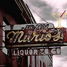 JOHN MURIOS LIQUOR TO GO  by Larry Butterworth