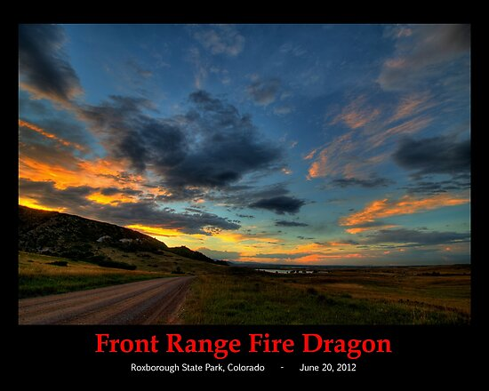 Front Range Fire Dragon by chrisboyack