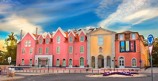 Cascais village by terezadelpilar ~ art & architecture