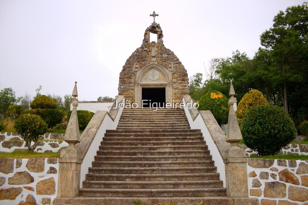 Capela da Nossa Senhora do Calvário by João Figueiredo