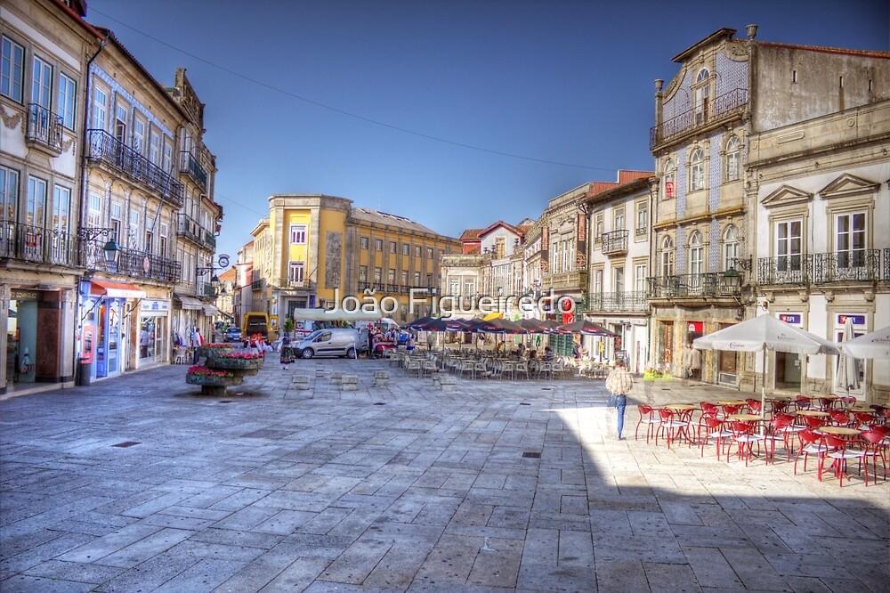 Praça da República at Viana do Castelo by João Figueiredo