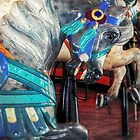 Carousel Horse by Lee roberts