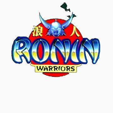 Ronin Warriors by Matthewlraup