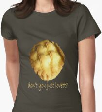 Don't You Just, Lovett! Women's Fitted T-Shirt