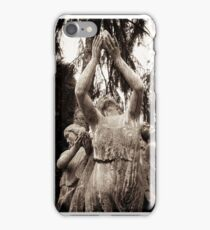 nature nymphs honour the goddess iPhone Case/Skin