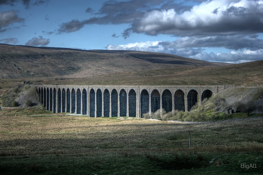 Ribblehead HDR by BigAl1