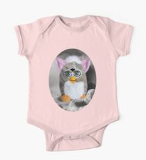☀ ツFURBY IN CLOUDS COMING TO LIVE ON EARTH TEE SHIRT (KIDS -ADULT TEES) ☀ ツ One Piece - Short Sleeve