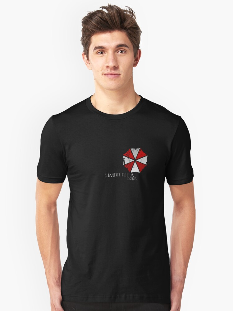 Umbrella CORP. Unisex T-Shirt Front