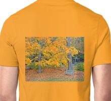 I am so glad I live in a world where there are Octobers. Unisex T-Shirt