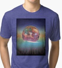 The Gentlemen Broncos Movie - Moon Fetus Tri-blend T-Shirt