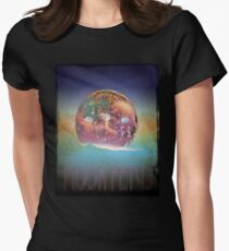 The Gentlemen Broncos Movie - Moon Fetus Women's Fitted T-Shirt
