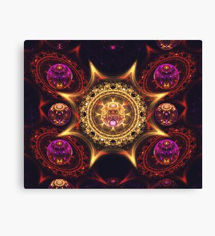 Magic Orbs Canvas Print