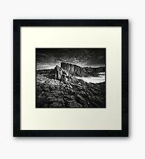 Boneyard Bold Framed Print