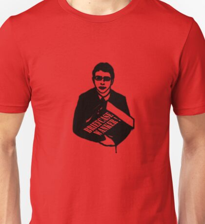 """The Inbetweeners - """"Briefcase Wanker!"""" T-Shirt"""