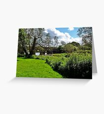 Peaceful River 4 Greeting Card