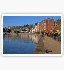Exeter Quay Sticker