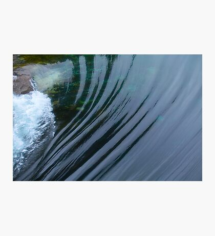 ★★★★★ Has been sold.  Views 2513 ,  Forces & wonders of sea water turbulency . Norway wonders - straumen. by Andrzej Goszcz. For me super miracle ! Photographic Print